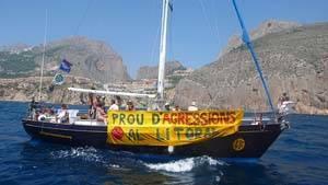 Basta de agresiones al litoral !!!