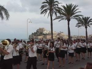 banda Virgen de la Ermitana