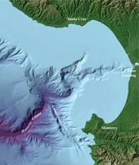 batimetría mapa