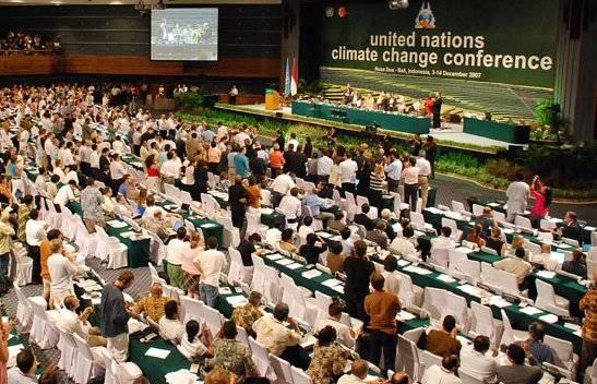Bali clausura UNFCCC