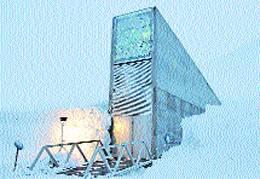 Bóveda Global de Semillas en Svalbard