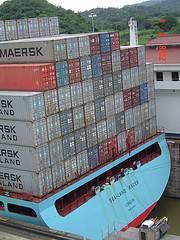buque portaconedores