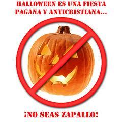 Halloween fiesta pagana
