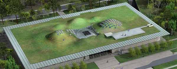 Edificio de la California Academy Sciences