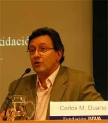 Prof. Carlos M. Duarte