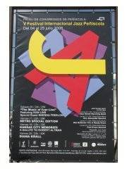 cartel festival jazz Peñíscola
