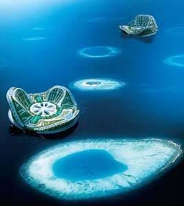 Lilypad, ciudades flotantes