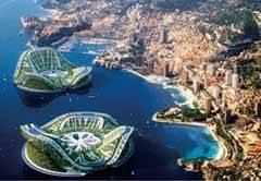 Lilypad, ciudades flotantes frente a la costa