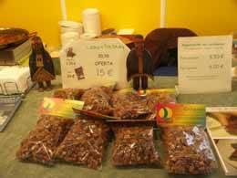 productos de cochayuyo de brotasol en biocultura 2008