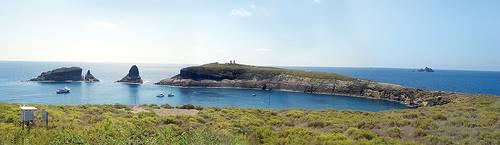 Columbretes, illa Grossa