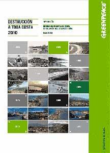 destrucción a toda costa 2010, portada