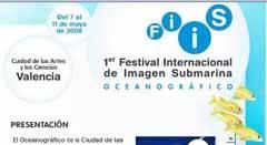 Festival Internacional de Imagen Submarina