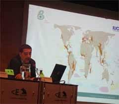 Andrés Alcantara (Centro de cooperación del Mediterráneo de la UICN)