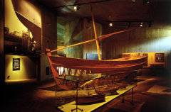Barco de vela latina