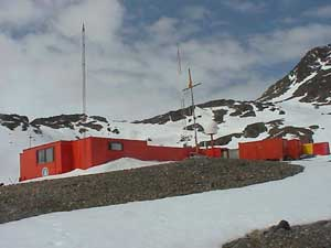 Base Juan Carlos I, Antártida