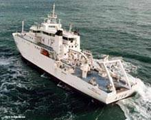 buque investigador Beautemps-Beaupre