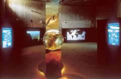Ecosfera, Museo mundo Marino, Parque Dunar