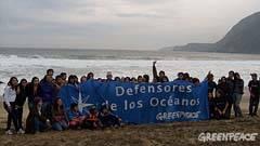 Encuentro de Ocean Defenders