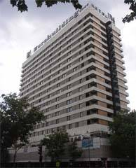 Hotel nh Eurobuilgding - Madrid