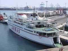 ferry assalama