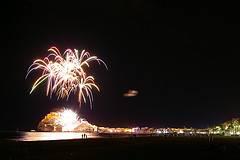 Fiestas Peñíscola, castillode fuegos