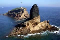 Islas Columbretes (vista parcial)