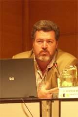 Juan López Uralde, director ejecutivo Greenpeace España