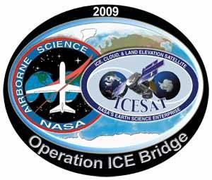 logo operación Ice Bridge