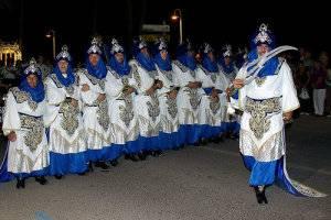 Fiestas Peñíscola, moros y cristianos