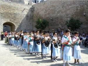 Fiestas Peñíscola, danzas típicas