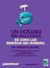 defensa ballenas greenpeace chile