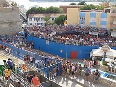 Fiestas Peñíscola, plaza de toros
