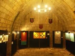 Exposición Pintura Prades Mateu, Castillo de Peñíscola