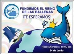 El Reino de las ballenas