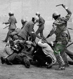 represión en Argentina, década 1970