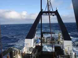 buque oceanográfico Tangaroa