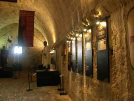 Exposición Templarios, Castillo de Peñíscola