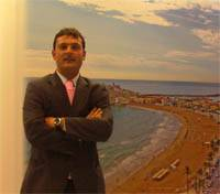 Andrés Martinez, alcalde de Peñíscola