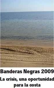 baderas negras 2009, Ecologistas en Acción, portada