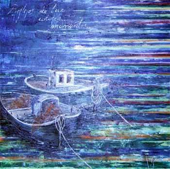 barcas de regreso, Inma García