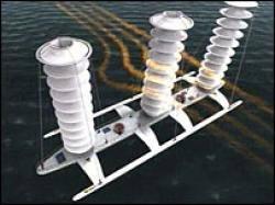barco que fabrica nubes