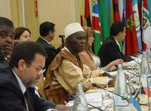 conferencia ministros de pesca 2003