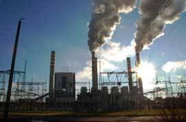 contaminación de CO2