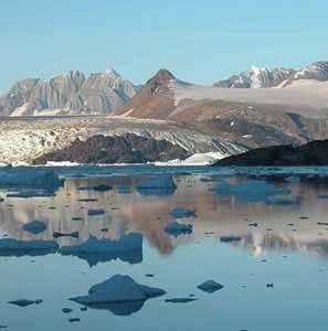 derretimiento turberas en el ártico