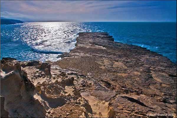 Fuerteventura, La Pared