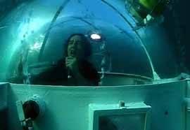 Javier Calamaro, DVD submarino