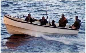 lancha con piratas somalíes