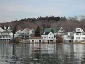 Maine, subida nivel del mar