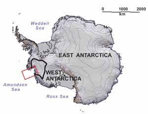 mapa Antártida con la zona explorada (CLICK PARA AMPLIAR)
