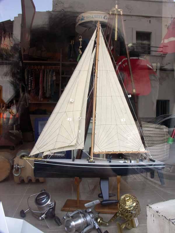 maqueta de velero, Oremar Benicarló